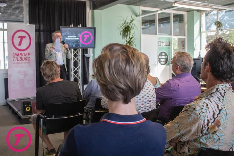 Perspresentatie Omroep Tilburg | Vrijdag 30 augustus 2019