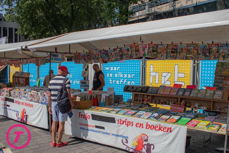 Boeken rond het paleis |  Zondag 25 Augustus
