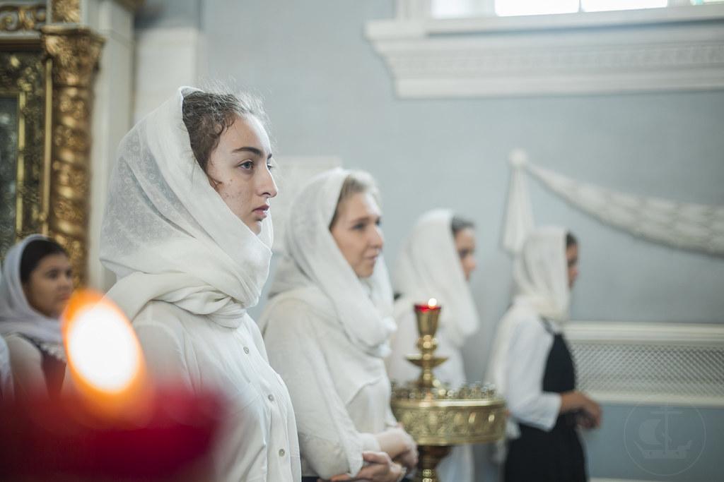 26-27 сентября 2019, Воздвижение Честного и Животворящего Креста Господня / 26-27 September 2019, The Universal Exaltation of the Precious and Life-giving Cross