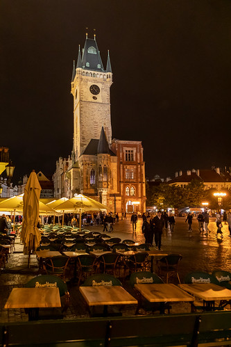 Prager Rathaus