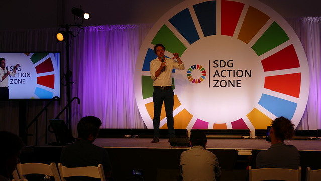 Damon Gameau_SDG Action Zone 2019