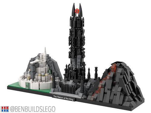 Lego The Lord of the Rings: The Return of the King (3)