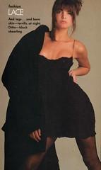 Vogue editorial shot by Wayne Maser 1987
