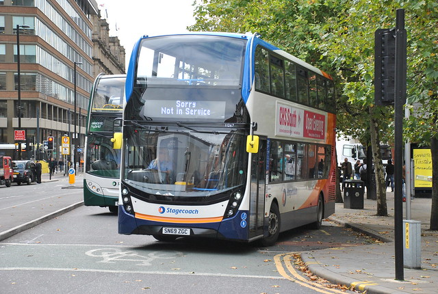 Stagecoach Manchester 11267 SN69 ZGC