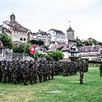 Fahnenübernahme Schweizer Armee 24.9.2019