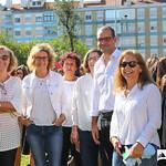 Sex, 27/09/2019 - 09:52 - A comunidade do Politécnico de Lisboa assinalou, no dia 27 de setembro de 2019, em vários locais, um manifesto em silêncio pelo clima. Entre as 11h00 às 11h11, vários estudantes, professores e não-docentes, vestidos de branco e preto, assinalaram, na Praça da Saúde da ESTeSL, no Campus de Benfica do IPL (ESCS, ESELx e ESML) e, no Auditório A do ISEL, um protesto de silêncio pela mudança imediata de comportamentos face às alterações climáticas e as suas consequências. Os '11' minutos simbolizam os anos que restam para limitar o aumento da temperatura global em 1.5º C e assim evitar grandes desastres ambientais.