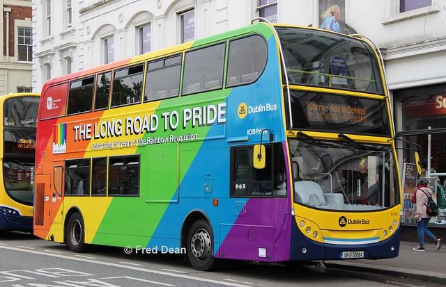 Dublin Bus EV64 (08D30064).
