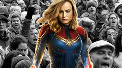Why did fans want to replace Brie Larson?