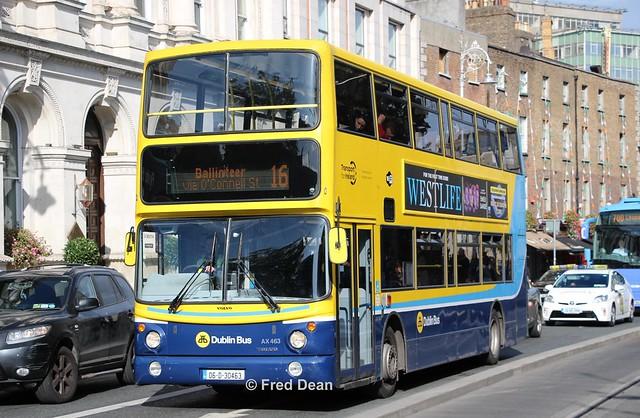 Dublin Bus AX463 (06D30463).