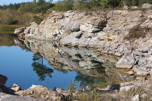 Endine Vasalemma Lubja- ja Marmoritehas / Former Vasalemma lime and limestone industry, Estonia