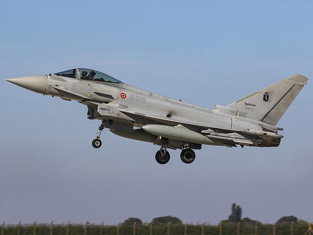 Aeronautica Militare | Eurofighter Typhoon EF2000 | MM7311