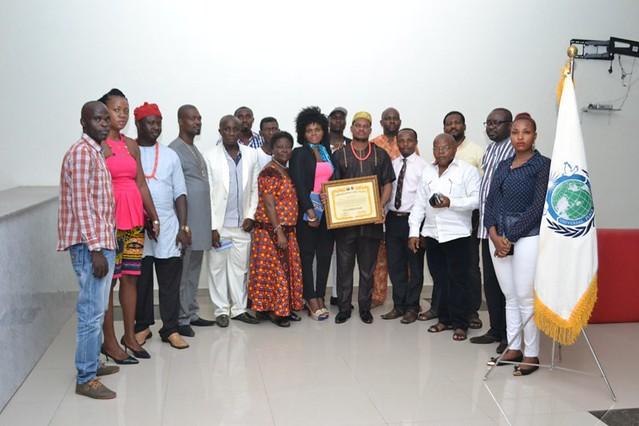 Ghana-2015-10-22-Charitable Prince Sets up Seminar for Nigerians in Ghana