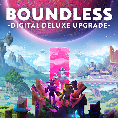 Boundless – Digital Deluxe Edition Upgrade