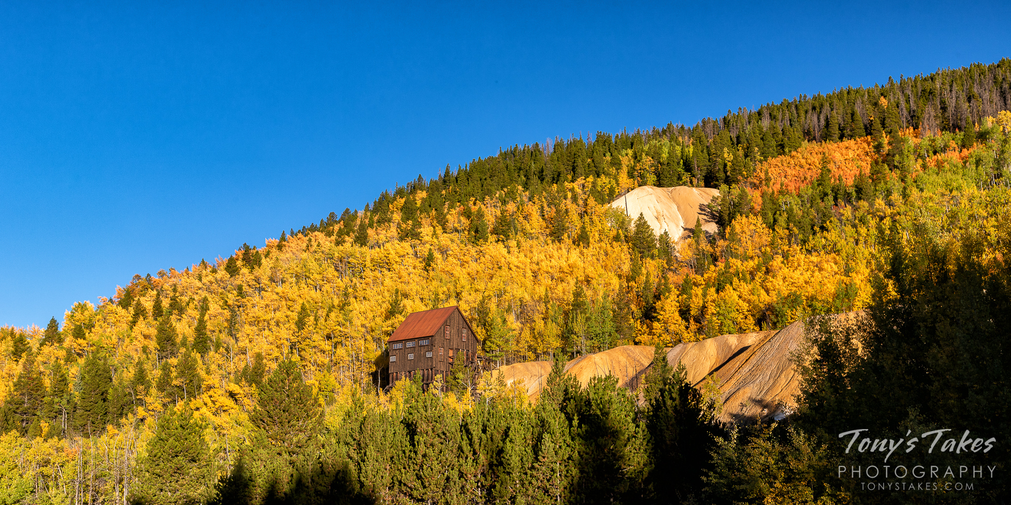 Fall foliage and the Extenuate Mine