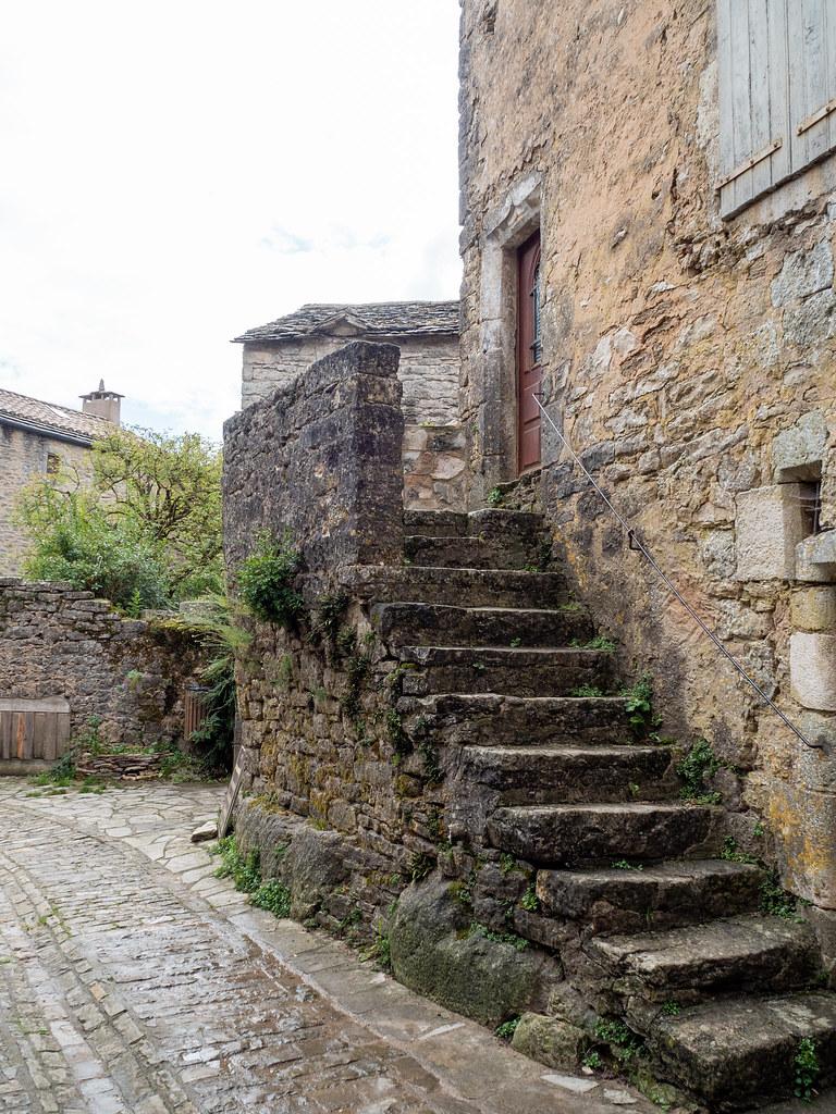 La Couvertoirade Village Templier et Hospitalier 48803696341_92b9cdc0f8_b
