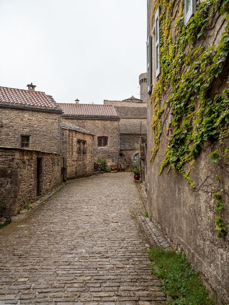 La Couvertoirade Village Templier et Hospitalier 48803736581_7bc512ffb9_b