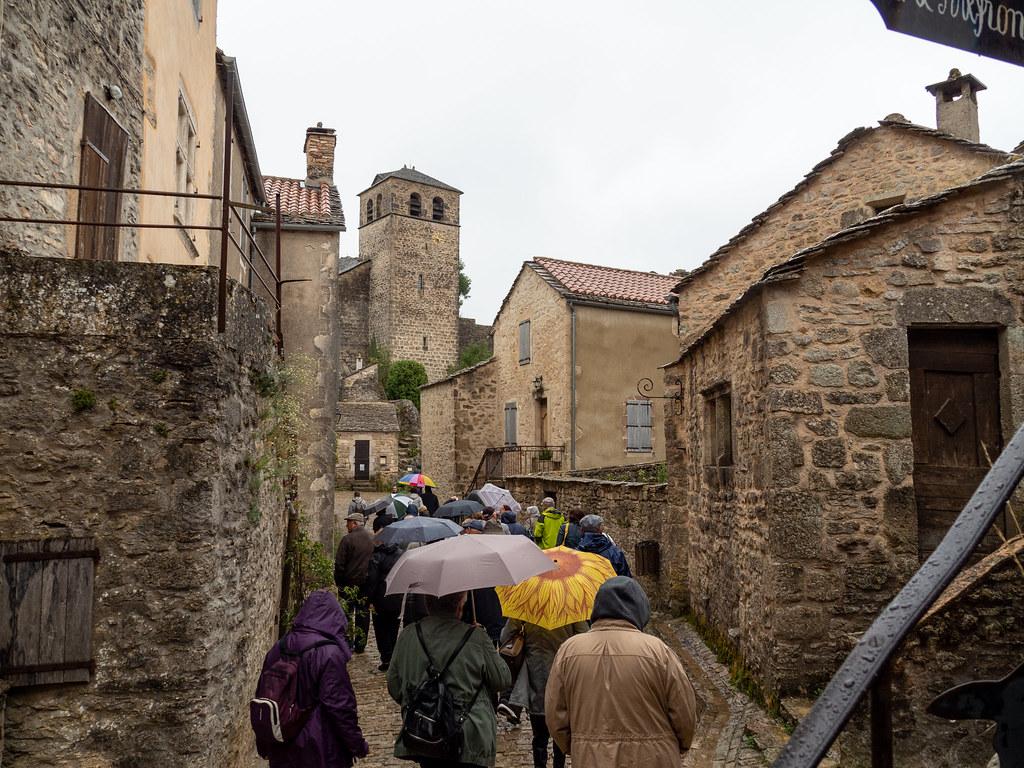 La Couvertoirade Village Templier et Hospitalier 48803738741_0ceae8d1f5_b