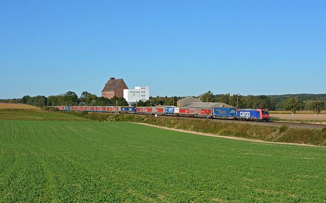 SBB Cargo Re 482 020-5 - Bad Bevensen