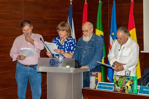 """19.09. CPLP acolhe """"VI Encontro de Poetas de Língua Portuguesa"""""""