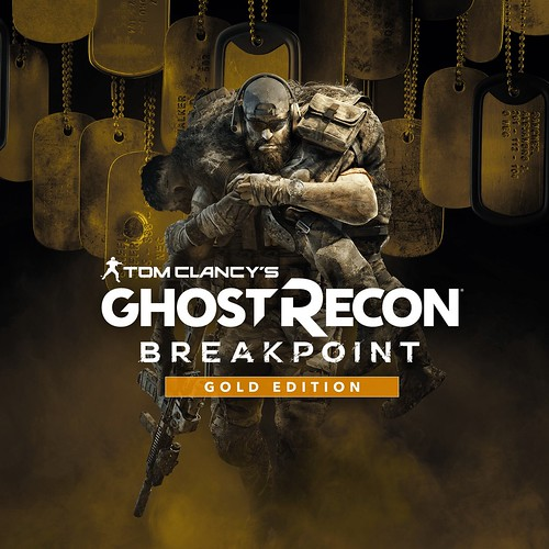 Thumbnail of Tom Clancy's Ghost Recon Breakpoint - Gold Edition on PS4