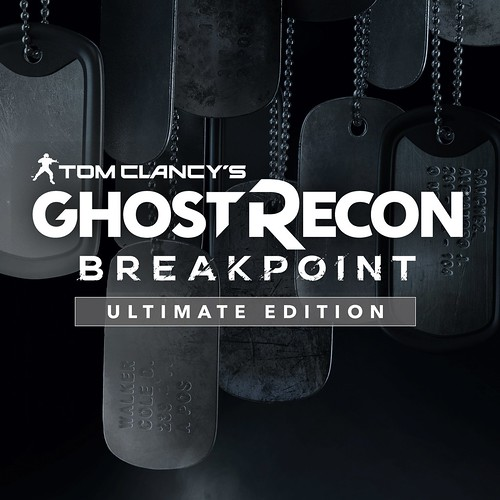 Thumbnail of Tom Clancy's Ghost Recon Breakpoint - Ultimate Edition on PS4