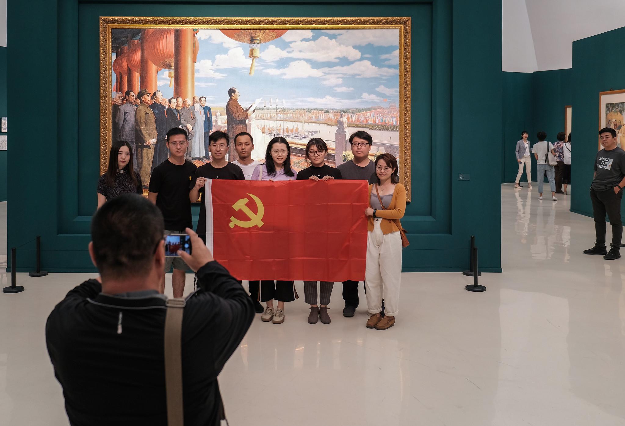 Mao-im-Museum