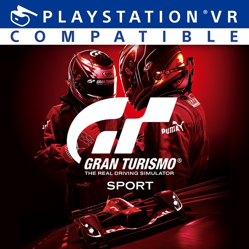 Thumbnail of Gran Turismo Sport Spec II on PS4