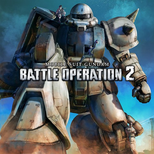 Thumbnail of MOBILE SUIT GUNDAM BATTLE OPERATION 2 on PS4