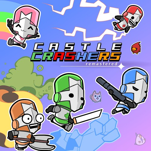 Thumbnail of Castle Crashers Remastered on PS4