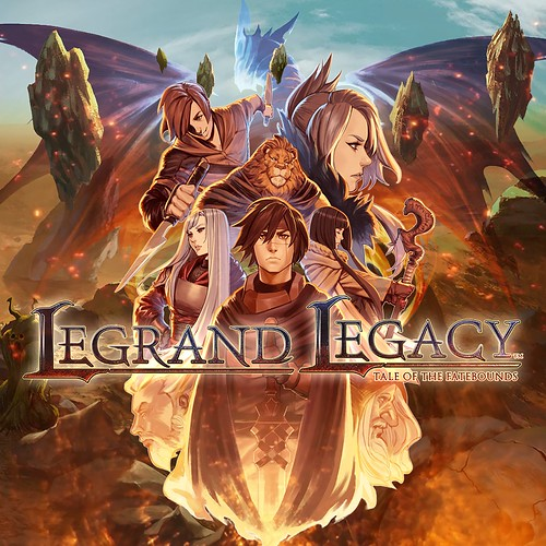 Thumbnail of LEGRAND LEGACY Tale of the Fatebounds on PS4