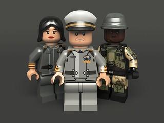 Halo 3 Commanders