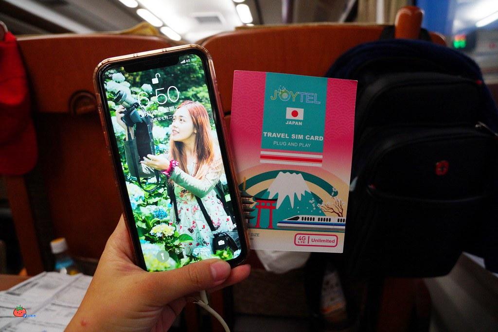 日本上網卡推薦SIM吃到飽!大阪、奈良、鳥取JYOTEL使用心得推薦 內含免運優惠碼