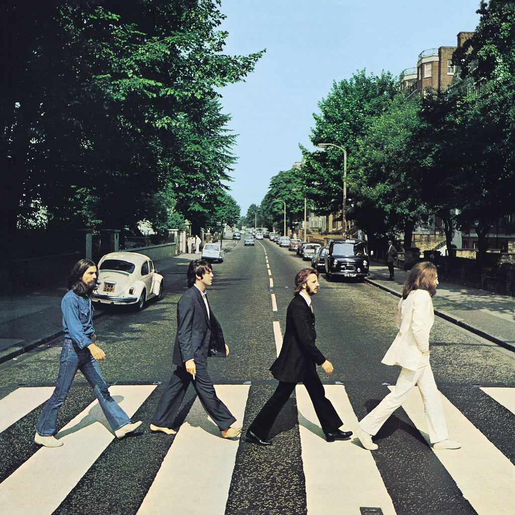 The Beatles - Abbey Road 50th Anniversary