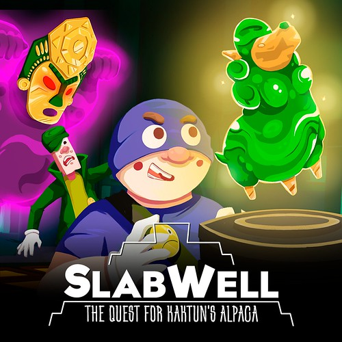 SlabWell – The Quest for kaktun's alpaca