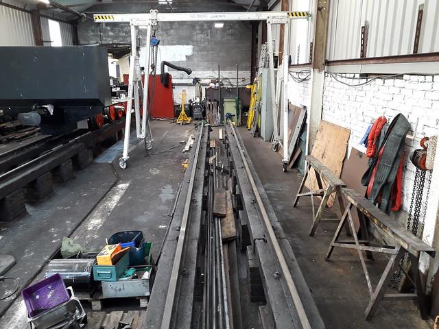 Workshop Road 1 - Before
