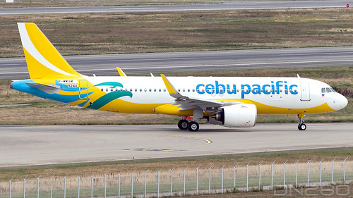 Cebu A320-271N msn 9244 | by dn280tls