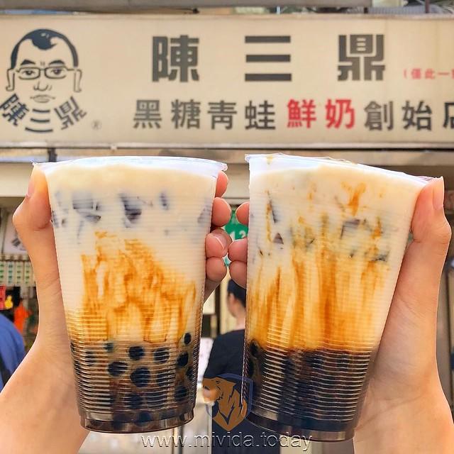 Du lịch Đài Loan - 5 hiệu trà sữa nổi tiếng xứ Đài Bắc 3
