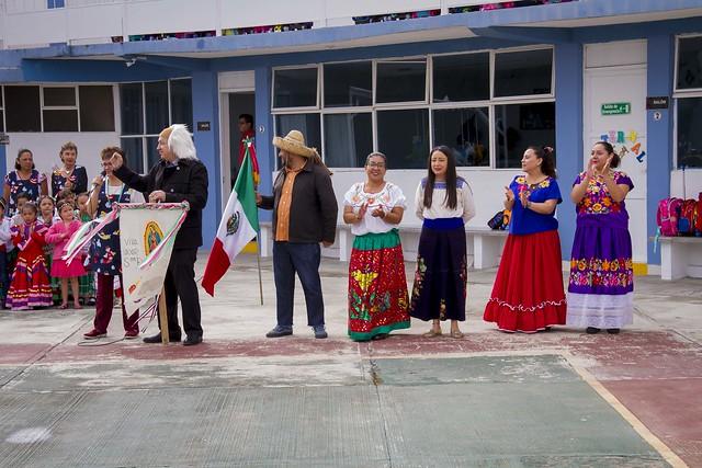 Día de la Independencia de México Nivel Preescolar