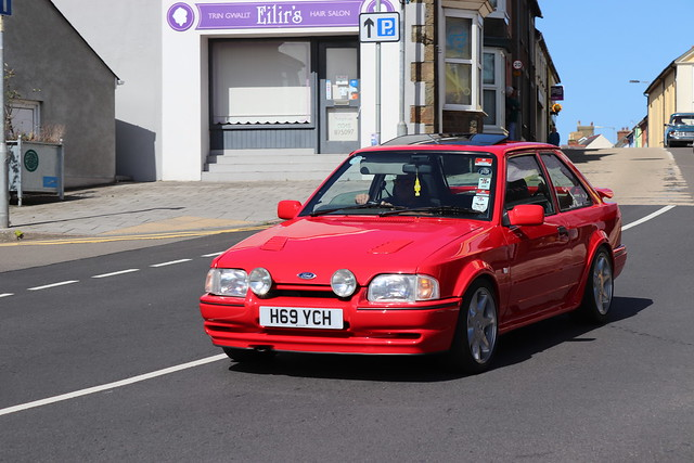 Ford Escort RS Turbo H69YCH