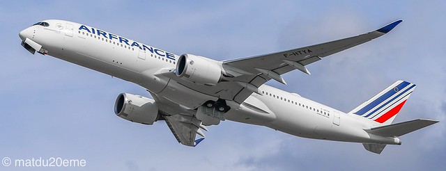 Airbus A350-900 (Toulouse) / Air France
