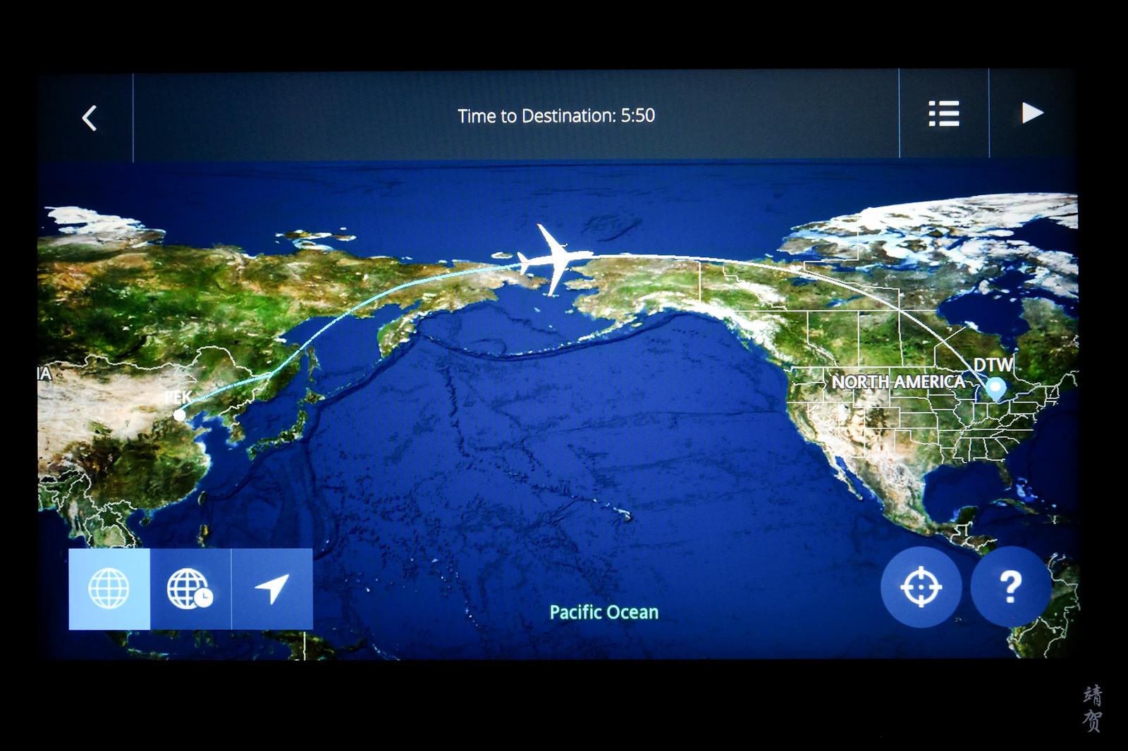 Polar route