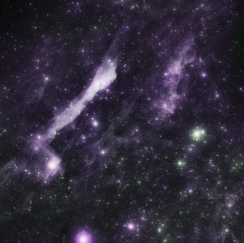 vdB 158 | ESO | Mosaic