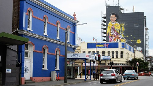 Invercargill Street Art - South Island, New Zealand | by zorro1945