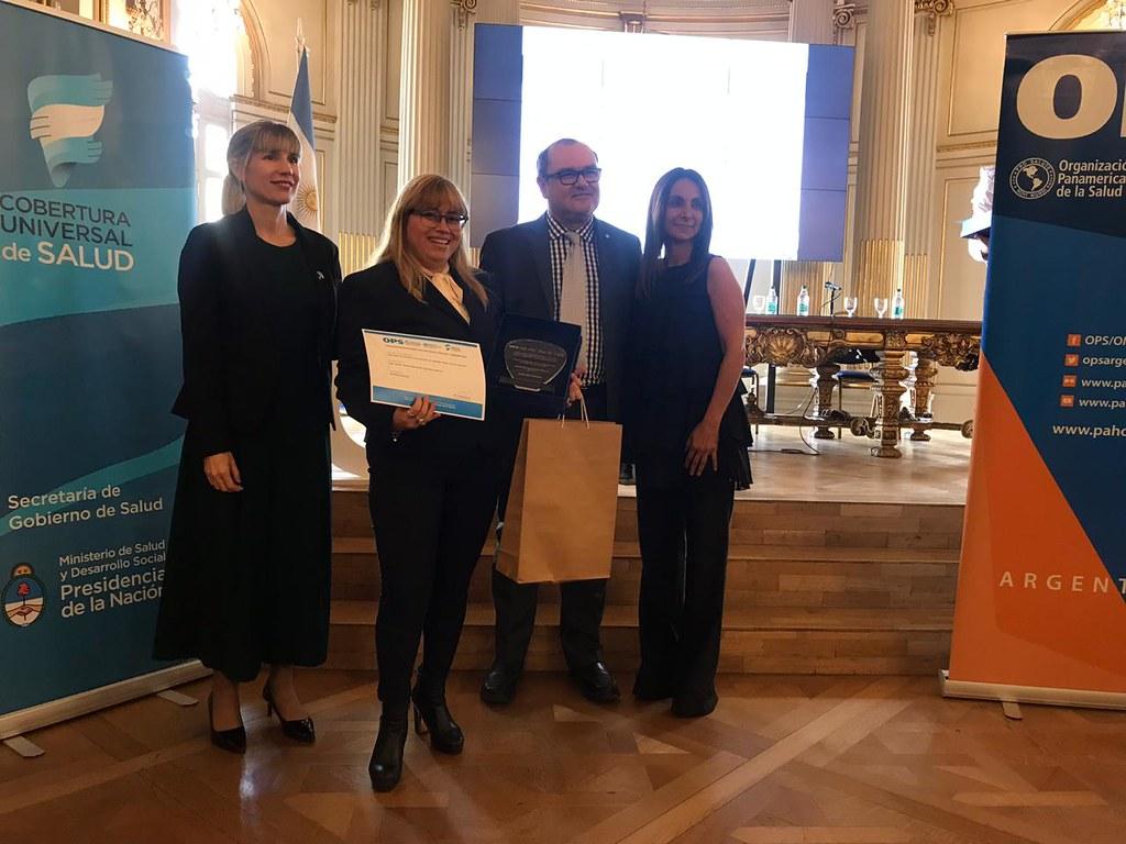 2019-09-27 SALUD: Reconocimiento de Nación a Equipos de Salud