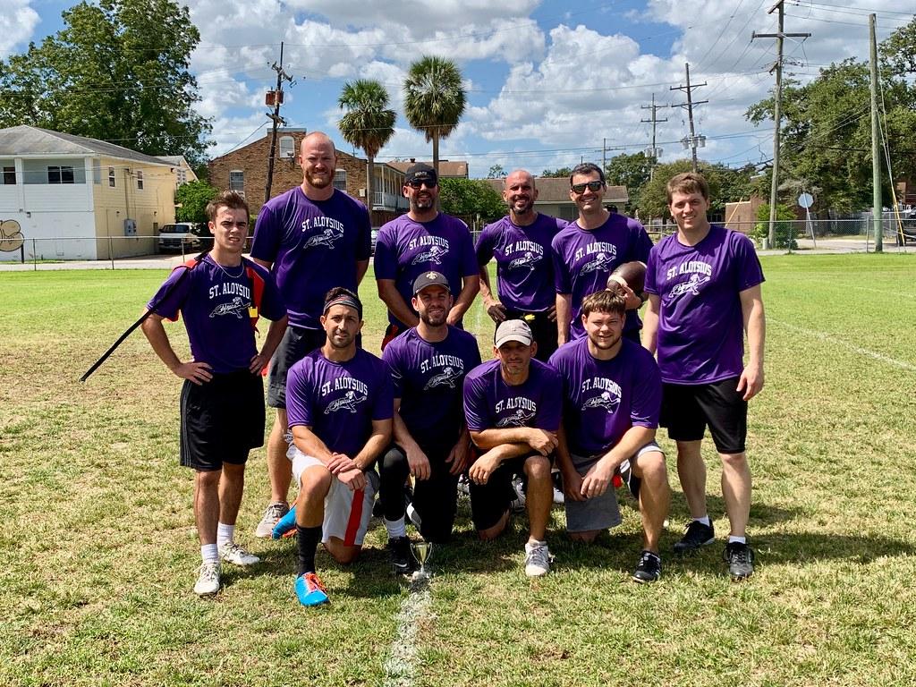 2019 Alumni Flag Football