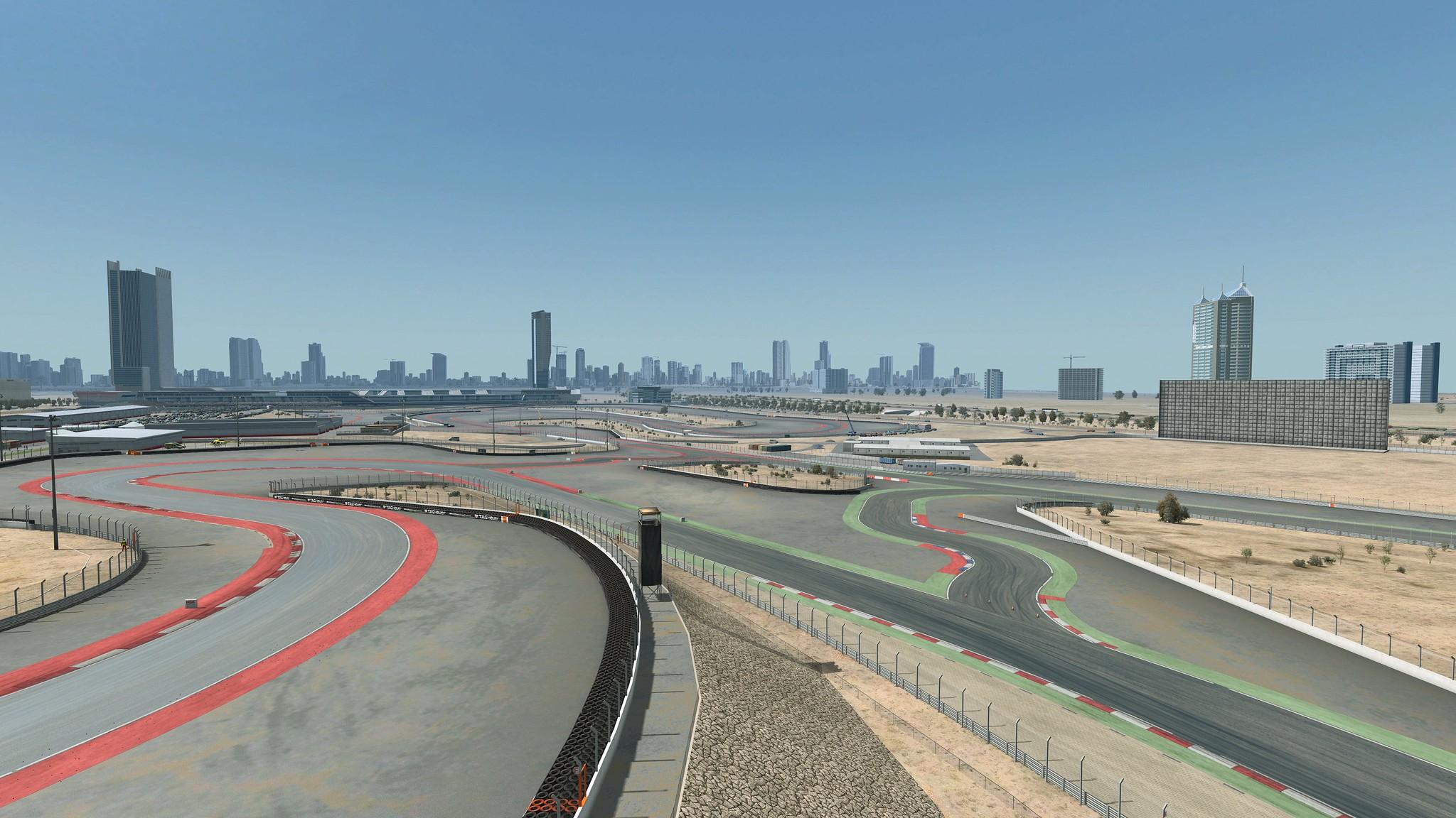 RaceRoom Dubai Autodrome 2