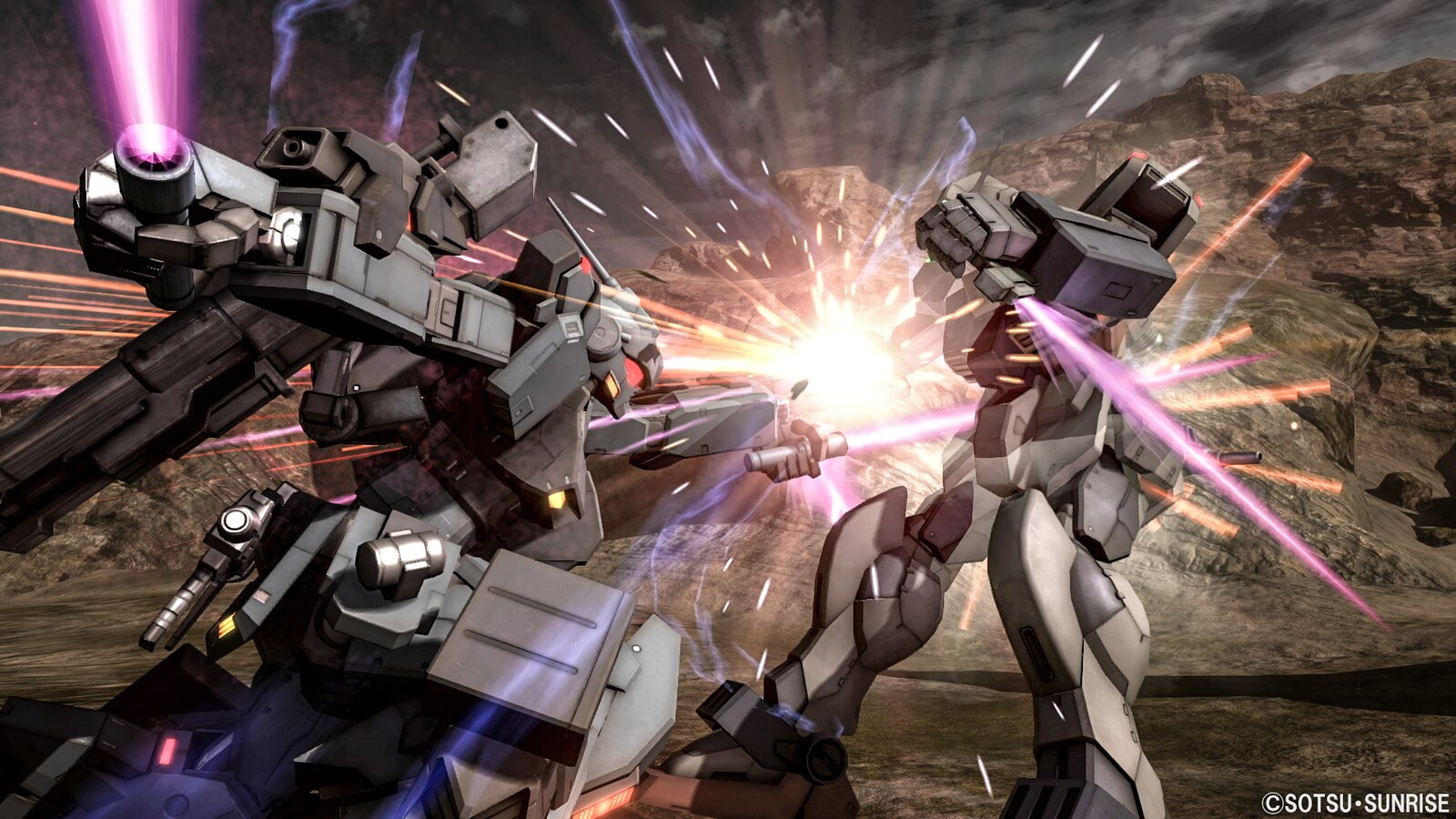 Mobile Suit Gundam Battle Operation 2