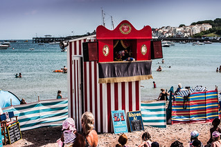 swanage punch and judy (1 of 1)
