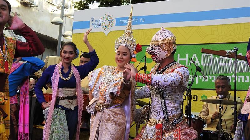Таиландский танец