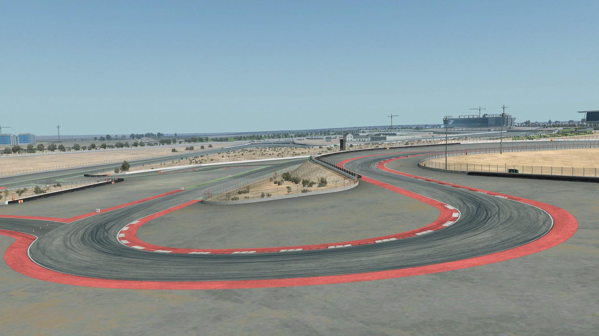 RaceRoom Dubai Autodrome 3